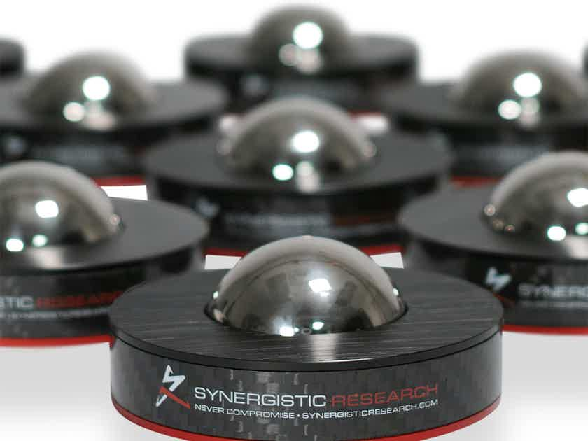 Synergistic Research MiG SX - deeper & tighter bass, extended high frequencies, better mid-range clarity