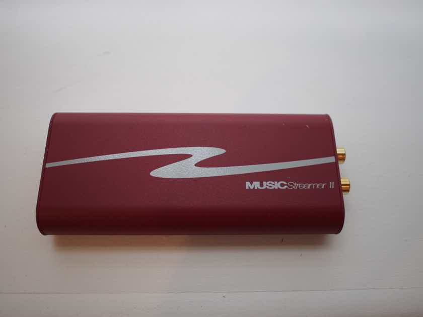 High Resolution Technologies (HRT) Streamer II Asynchronous DAC