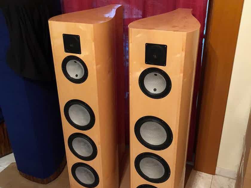 Lumen White Diamond light Speakers Excellent
