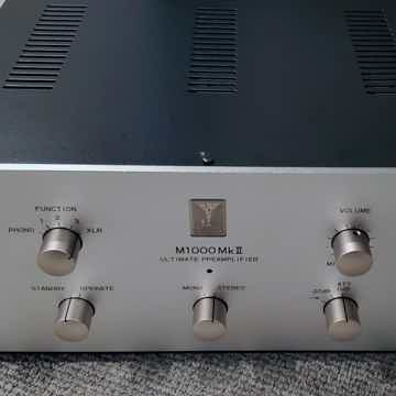 Kondo AudioNote Japan M1000 MKII