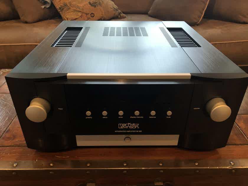 Mark Levinson No. 585 Integrated Amplifier