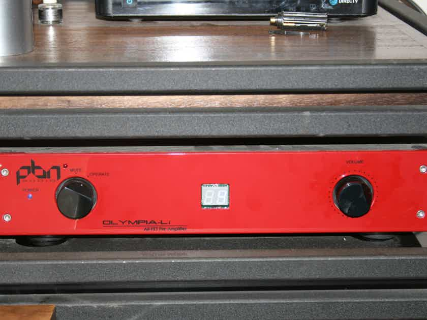 PBN Audio Olympia LXi/reduced price...STEAL!