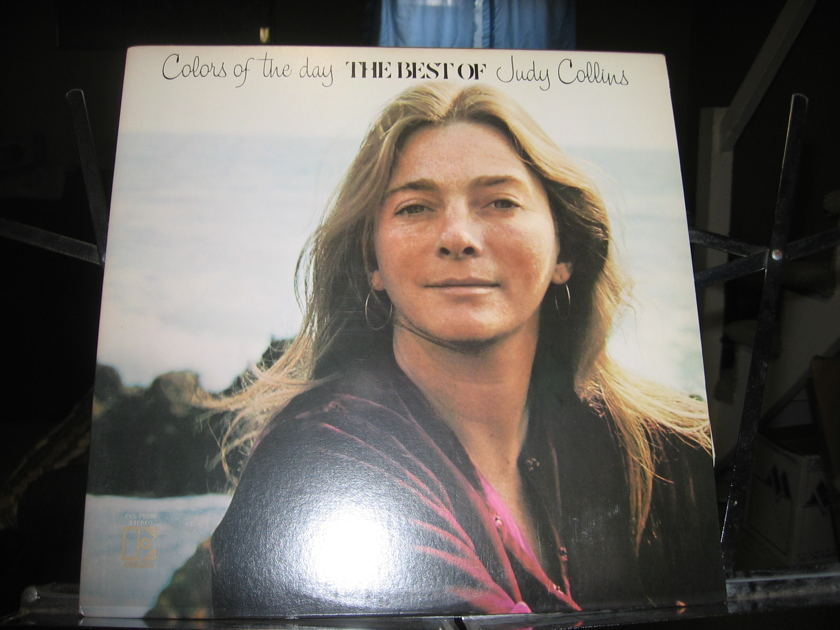 JUDY COLLINS - COLOR OF THE DAY BEST OF