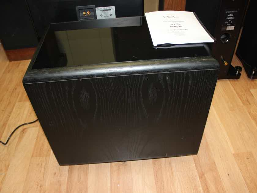 REL Stentor III Reference Subwoofer 300 Watt in Great Condition