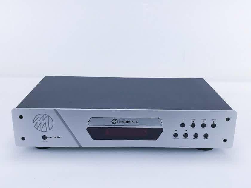 McCormack UDP-1 DVD / CD Player; UDP1 (No Remote) (16676)