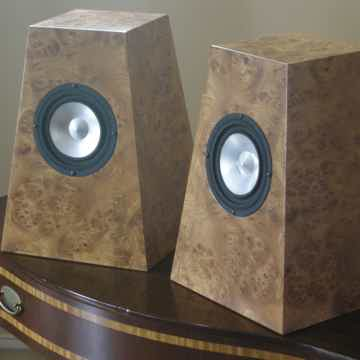 E.J. Jordan Single Driver Loudspeakers Point Source