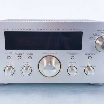 AV-H500D 5.1 Channel Integrated Amplifier