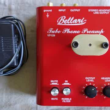 Bellari Audio VP-129 Tube Phono Preamp