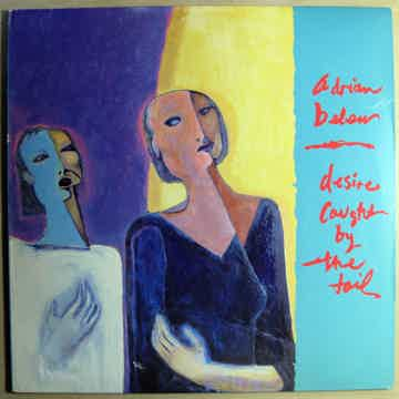 Adrian Belew - Desire Caught By The Tail - 1986 Island ...