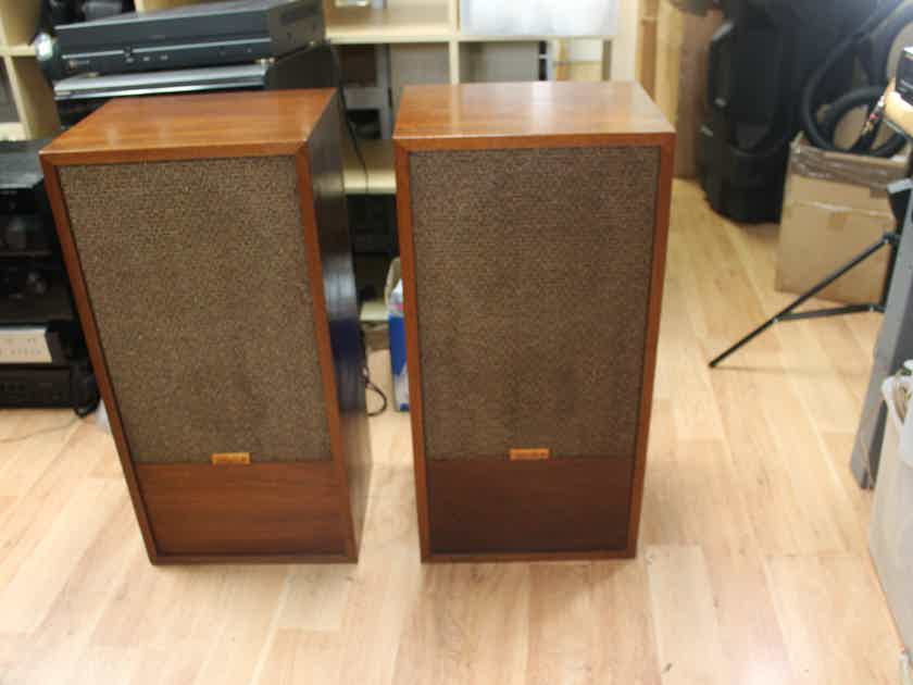 Hartley Holton Jr with Full Range Model 217 Drivers & Extra Tweeters