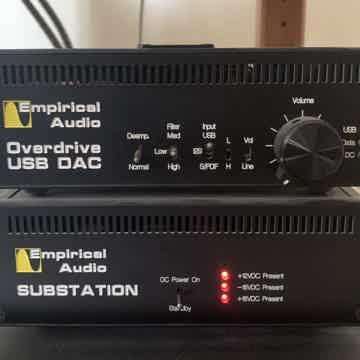 Empirical Audio Overdrive DAC