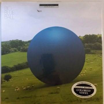 Peter Gabriel Big Blue Ball - 2lp, 45rpm Colored vinyl