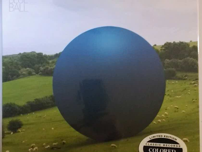 Peter Gabriel - Big Blue Ball - 2lp, 45rpm Colored vinyl New, sealed Limited Edition to 1000 copies