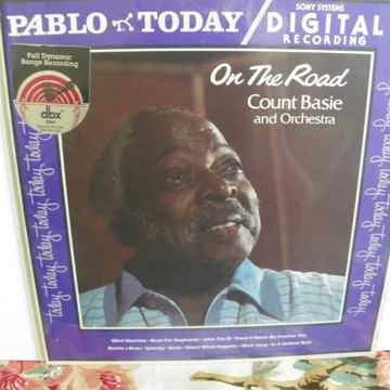 COUNT BASIE & ORCHESTRA - ON THE ROAD dbx ENCODED NM & ...