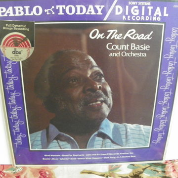 COUNT BASIE & ORCHESTRA ON THE ROAD