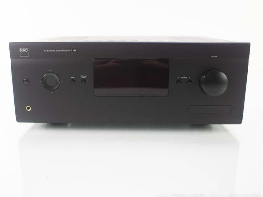 NAD T758 7.1 Channel Home Theater Receiver; Preamplifier; T-758 (18623)