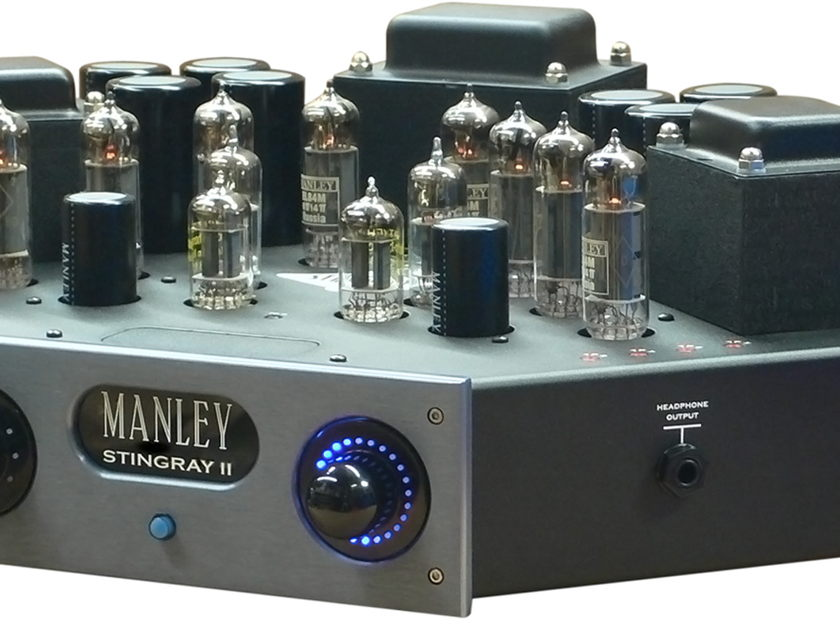 Manley Laboratories Stingray mkII Demo