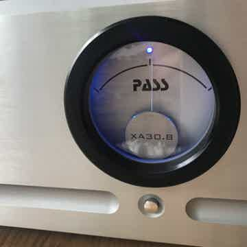 Pass Labs Pass Labs XA30.8 Power Amplifier: price lowered