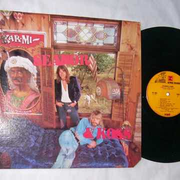 SEANOR & KOSS - SELF TITLED ALBUM - - RARE ORIG 1972 BL...