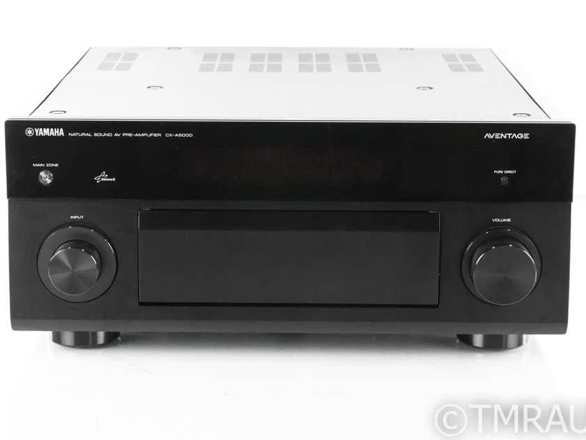 Yamaha CX-A5000 11.2 Channel Home Theater Processor; Aventage; CXA5000; Remote (22721)