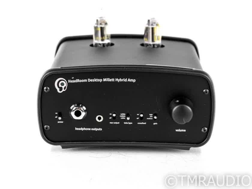 HeadRoom Desktop Millet Hybrid Tube Headphone Amplifier (21548)