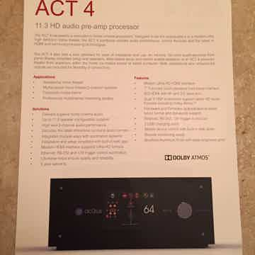 Acurus ACT 4 -16 channel