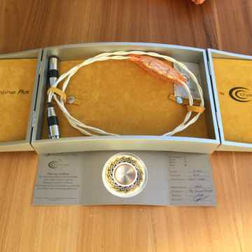 Crystal Cable  CrystalDigit DREAMLINE PLUS XLR 100 Ohm Digitalcable 1.5m