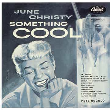 June Christy Something Cool 180gram vinyl