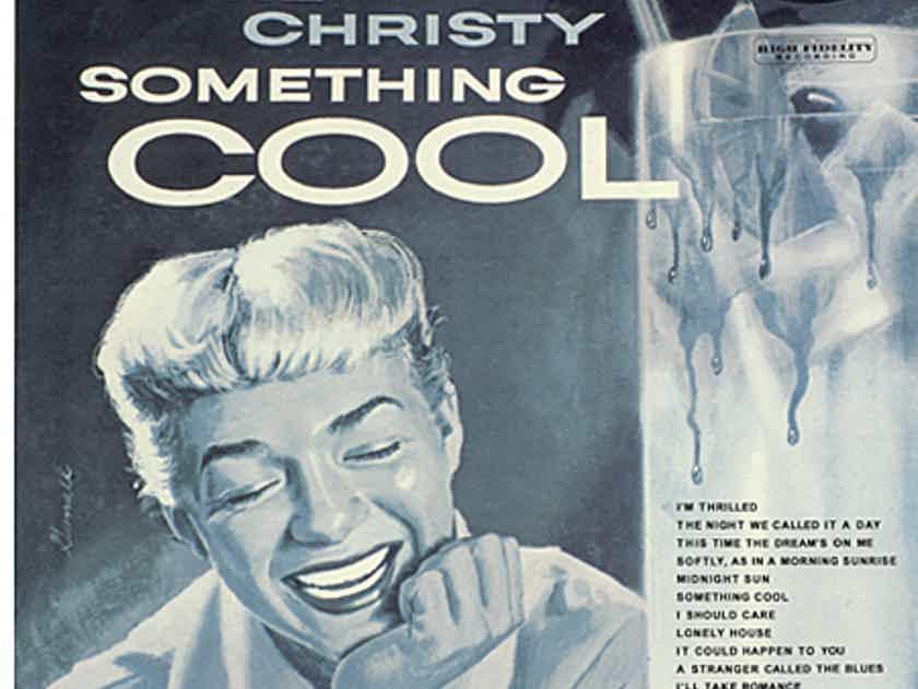 June Christy Something Cool 180gram vinyl