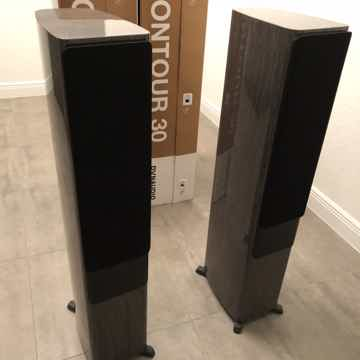 Dynaudio Contour 30 - Grey Oak Lacquer