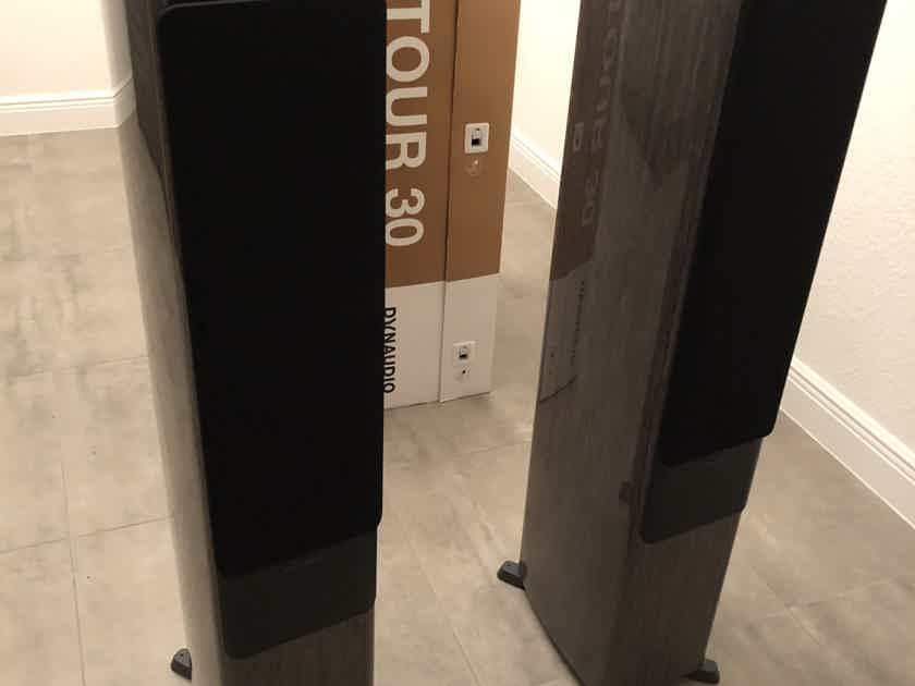Dynaudio Contour 30 - Grey Oak Lacquer