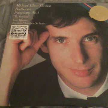 Michael Tilson Thomas Beethoven Symphony No. 4