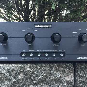Audio Research LS-25 mkII