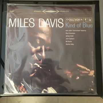 "MEGA RARE... SEALED Miles Davis  ""Kind of Blue""  Classi..."