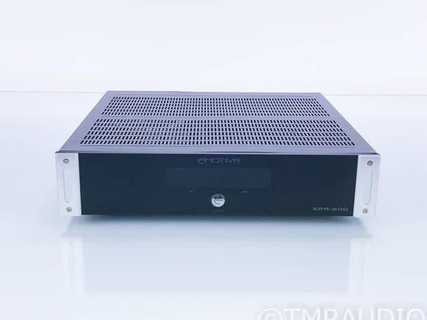 Emotiva XPA-200 Stereo Power Amplifier; XPA200 (17373)