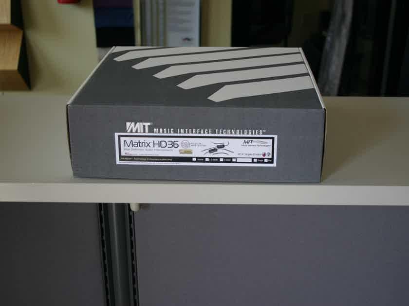 MIT Cables Matrix HD-36