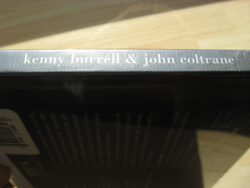 Kenny Burrell & John Coltrane - 1958 XRCD