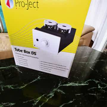 Pro-Ject Tube Box DS New Dealer Demo...