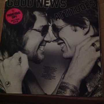 Attitudes - Good News Dark Horse Records Label George H...