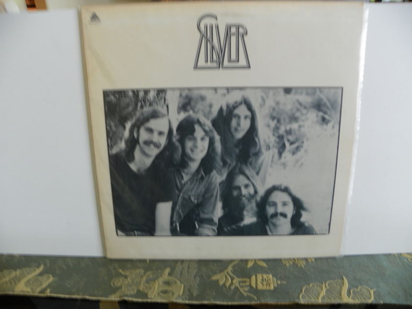 SILVER - SELF-TITLED Featuring Brent Mydland