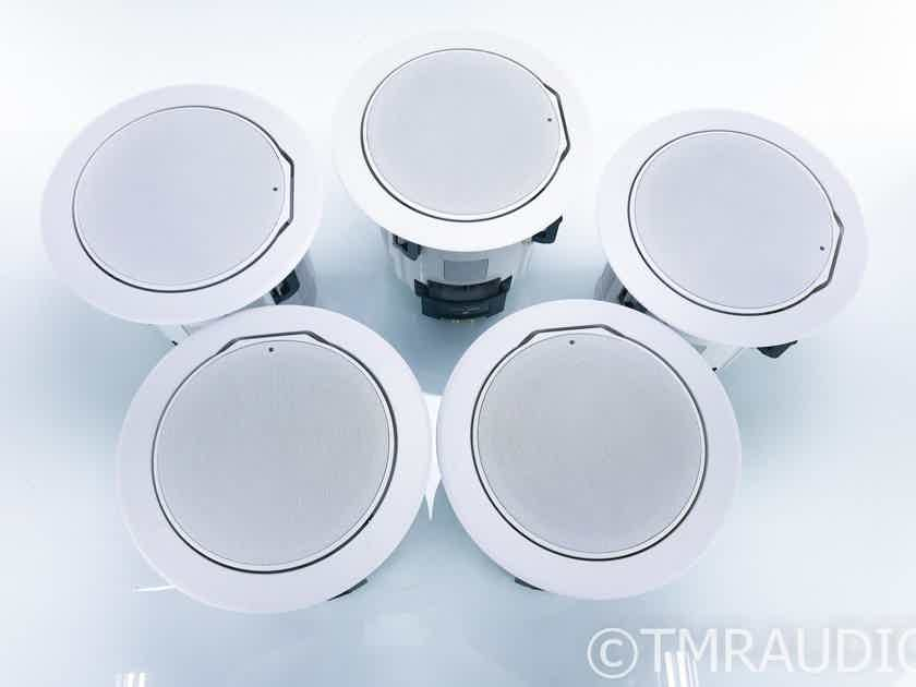Speakercraft Time Three In Ceiling Speaker System Set Of