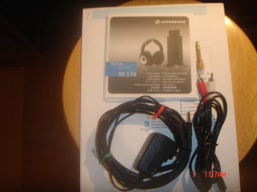 Sennheiser HDR 170 Wireless Headphones