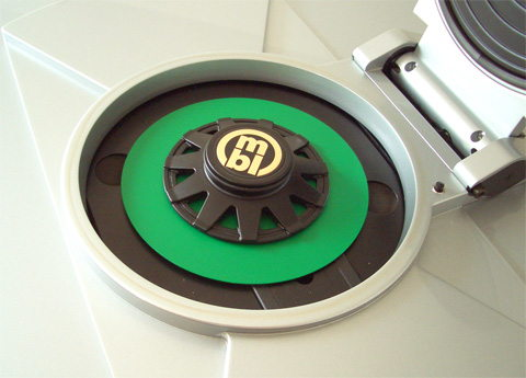SID model 15 - Sound Improvement Disc from Germany
