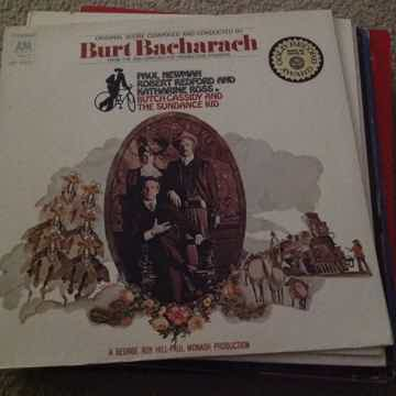 Burt Bacharach - Butch Cassidy And The Sundance Kid Sou...