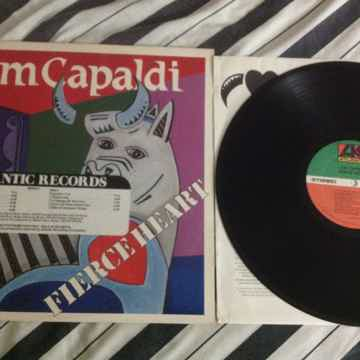 Jim Capaldi Fierce Heart