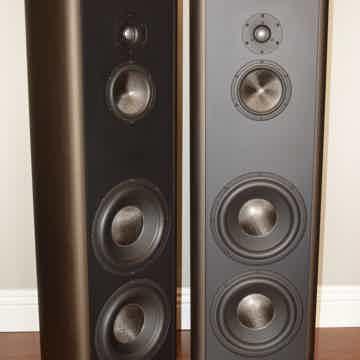Magico S5 Loudspeakers -- Good Condition (see pics!)