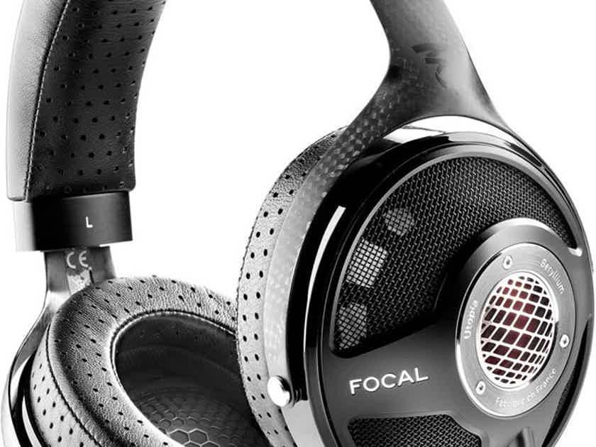 Focal Utopia Headphone - Brand New