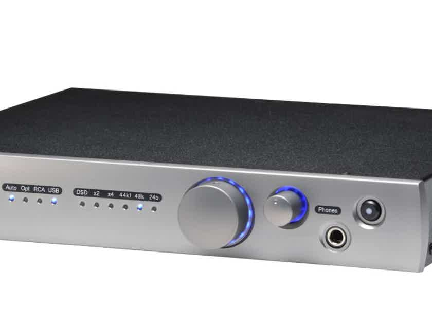 Prism Sound Callia USB DAC + Pre-amp + Headphone Amp (unused open box)