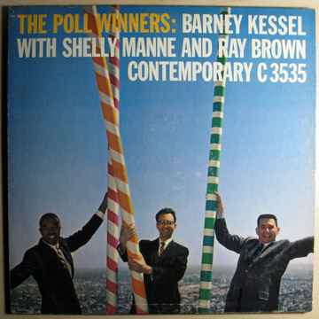 The Poll Winners  - The Poll Winners  - 1957 Contempora...