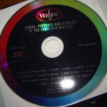 MINI LP COMPACT DISC